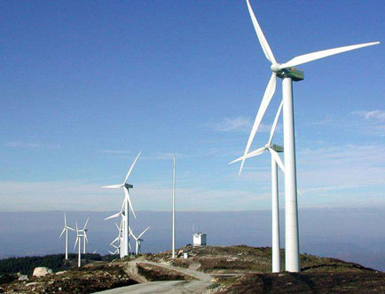 Wind power equipment integration technology